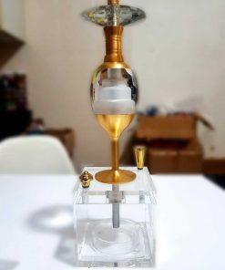 Bình shisha đèn led mẫu vip V1