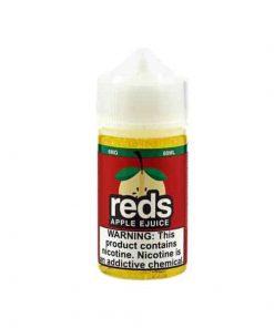 Reds Apple E-Juice by 7 Daze